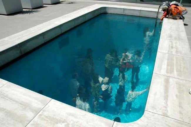 Обманчивый бассейн: Рис.1