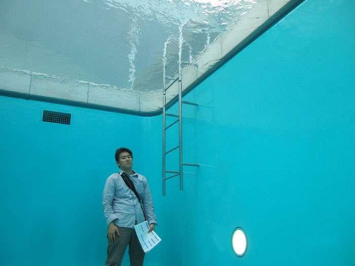 Обманчивый бассейн: Рис.6