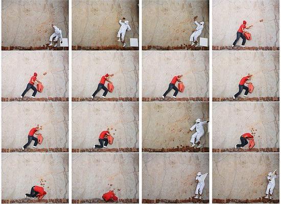 Уличные иллюзии: Рис.5