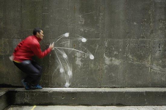 Уличные иллюзии: Рис.16