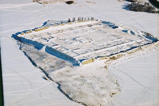Крепость Пор-Бажын: Рис.1