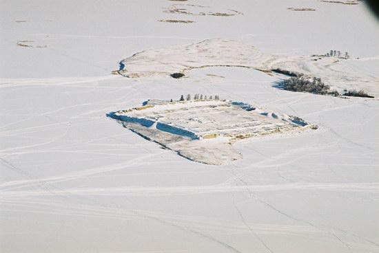 Крепость Пор-Бажын: Рис.2