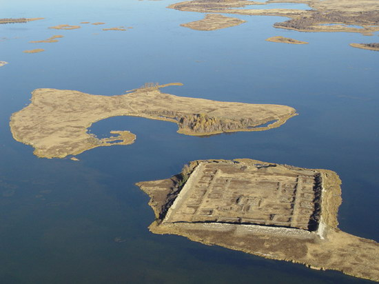 Крепость Пор-Бажын: Рис.13