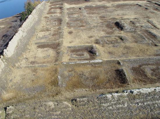 Крепость Пор-Бажын: Рис.19