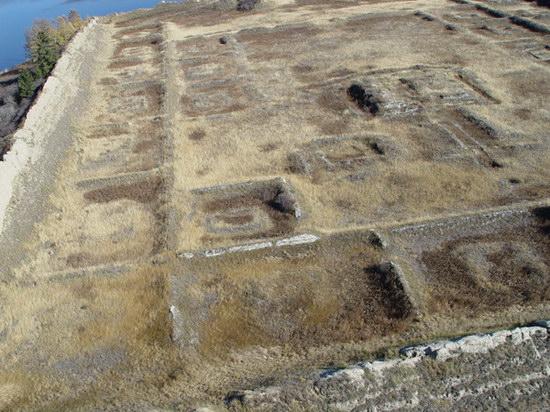 Крепость Пор-Бажын: Рис.38