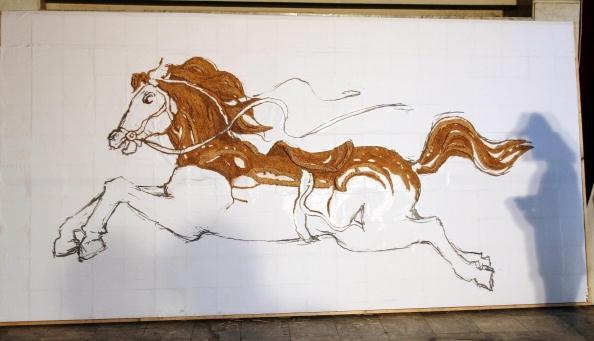 Рисование гвоздями: Рис.15