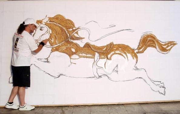 Рисование гвоздями: Рис.18
