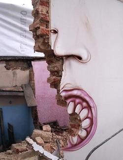 Рисунки на развалинах: Рис.1