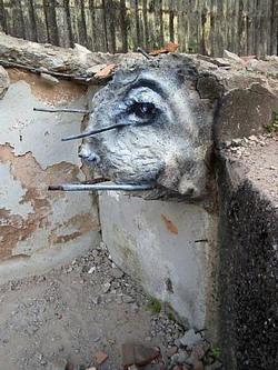 Рисунки на развалинах: Рис.2