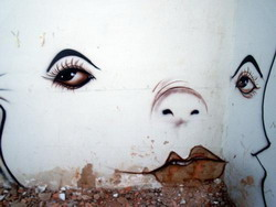 Рисунки на развалинах: Рис.3