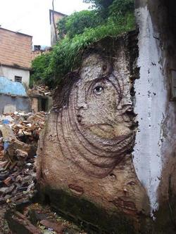 Рисунки на развалинах: Рис.8
