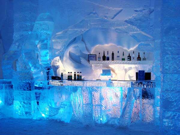 Ледяной отель: Рис.1