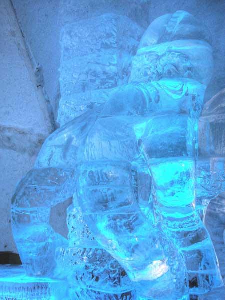 Ледяной отель: Рис.4