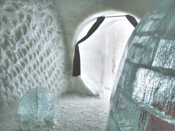 Ледяной отель: Рис.11