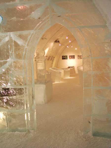 Ледяной отель: Рис.12