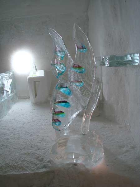 Ледяной отель: Рис.13