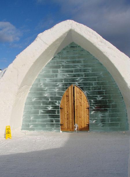 Ледяной отель: Рис.16