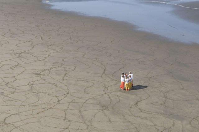 Рисунки на песке: Рис.3