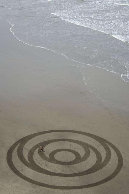 Рисунки на песке: Рис.7