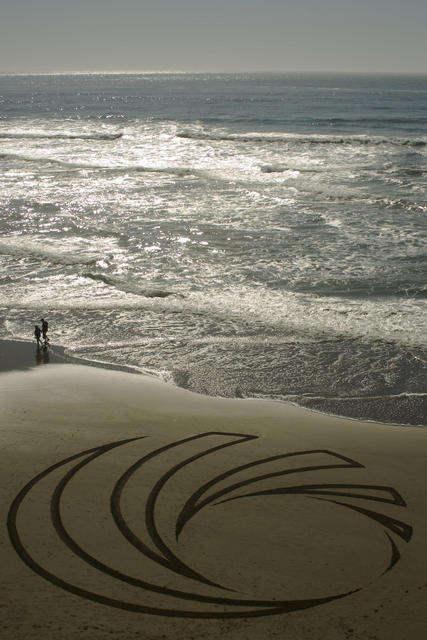 Рисунки на песке: Рис.11