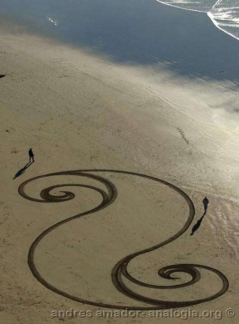 Рисунки на песке: Рис.15