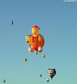 Воздушные шары: Рис.4