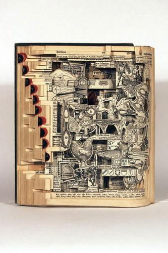 Резьба по книгам: Рис.3