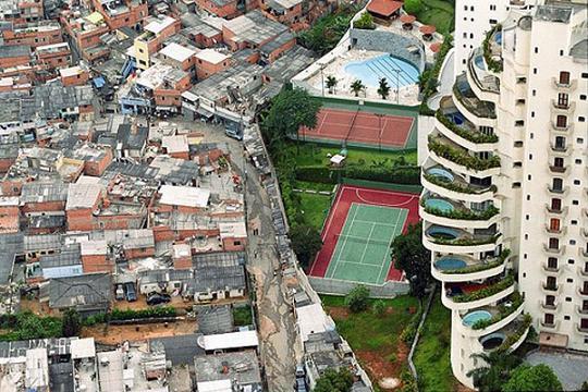 Бразильские фавелы: Рис.3