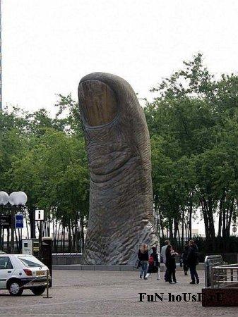 Необычные памятники мира: Рис.11