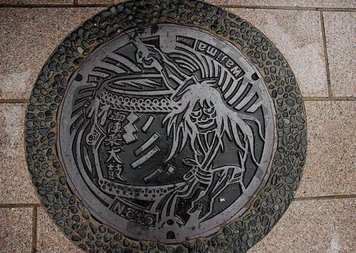 Крышки люков в Японии: Рис.6