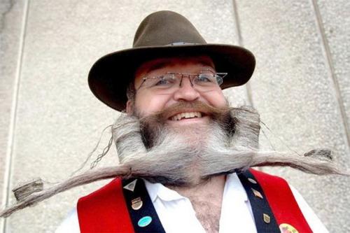 Борода и усы: Рис.1
