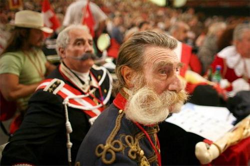 Борода и усы: Рис.2