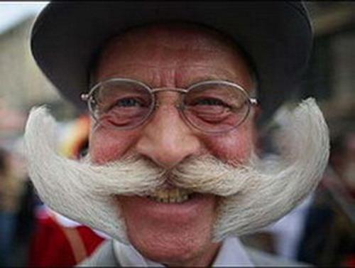 Борода и усы: Рис.5