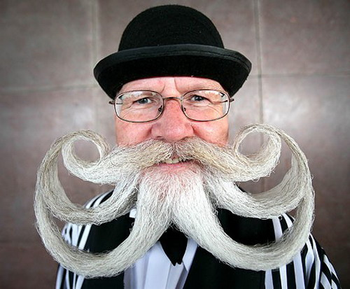Борода и усы: Рис.6