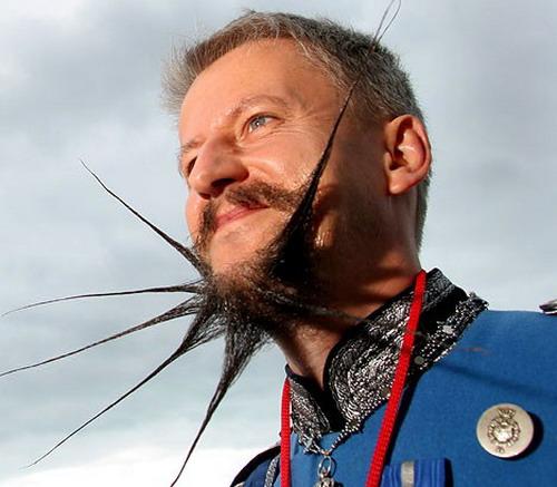Борода и усы: Рис.7