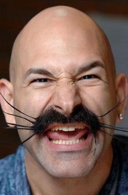 Борода и усы: Рис.11