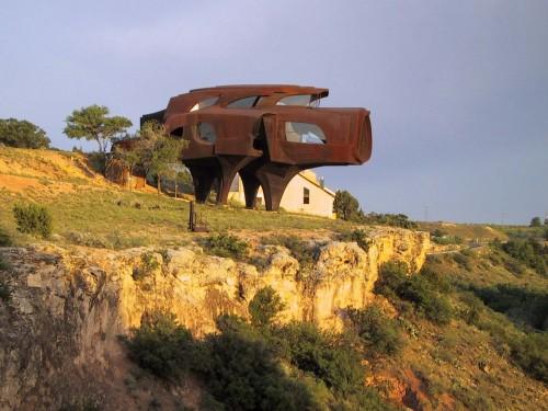 Железный дом: Рис.1