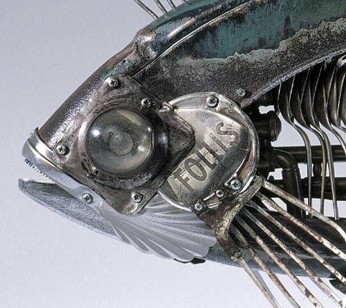 Скульптуры из металла: Рис.1