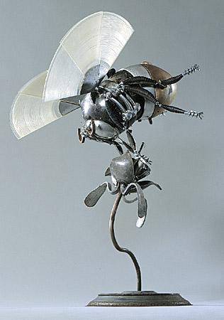 Скульптуры из металла: Рис.3