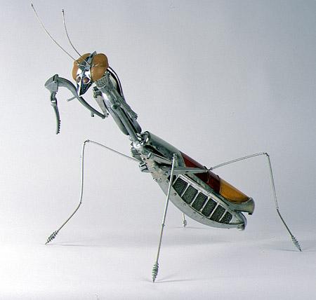Скульптуры из металла: Рис.5