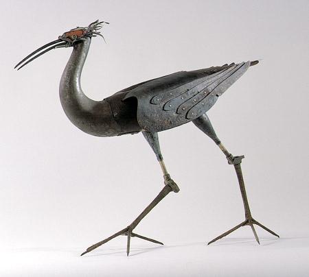 Скульптуры из металла: Рис.6