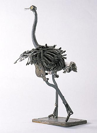 Скульптуры из металла: Рис.7