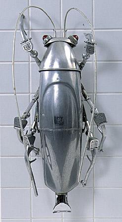 Скульптуры из металла: Рис.11