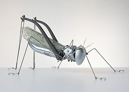 Скульптуры из металла: Рис.12