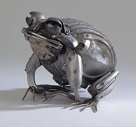 Скульптуры из металла: Рис.15