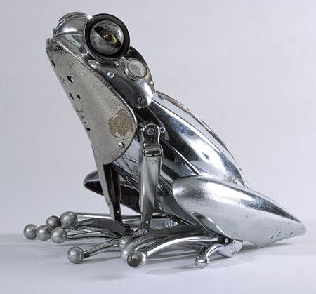 Скульптуры из металла: Рис.16