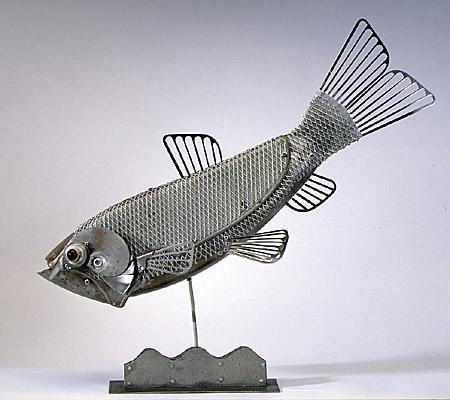 Скульптуры из металла: Рис.17