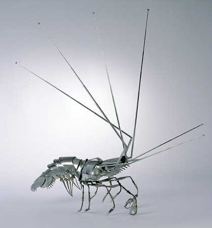 Скульптуры из металла: Рис.18
