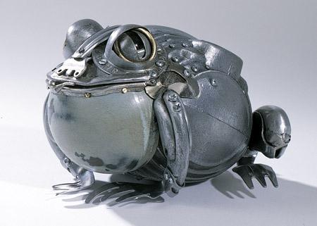 Скульптуры из металла: Рис.20