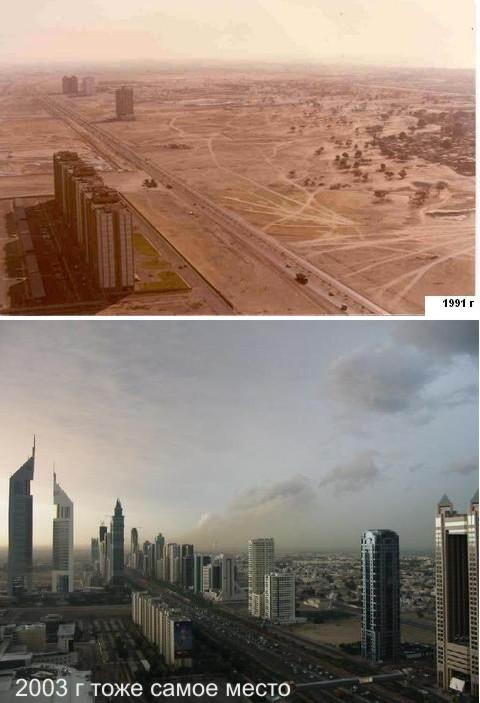 Дубаи: Рис.1